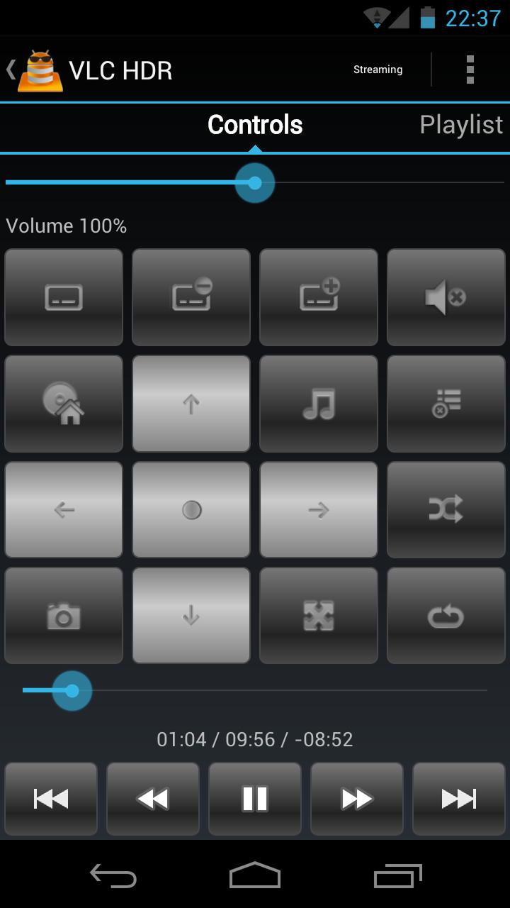 VLC HD Remote (+ Stream)